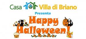 Happy Halloween festa per i bambini di Villa di Briano Venerdi 31 Ottobre Ore 16:00