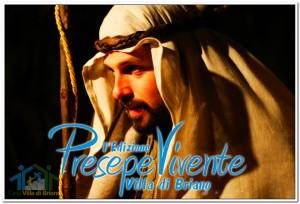 30-12-2014 – Presepe Vivente Villa di Briano