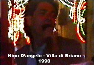 Festa di Sant'Antonio da Padova 1990 – Nino D'Angelo in concerto (VIDEO COMPLETO)