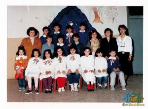 """A.S. 1986-87 – Classe 5C – Scuola Elementare """"C. Collodi"""" – Villa di Briano (CE)"""