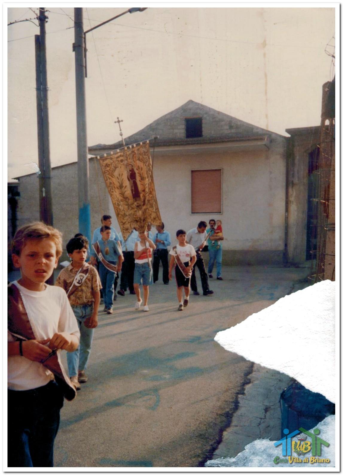 Sant'Antonio_Festa_Villa_di_briano_1989_91