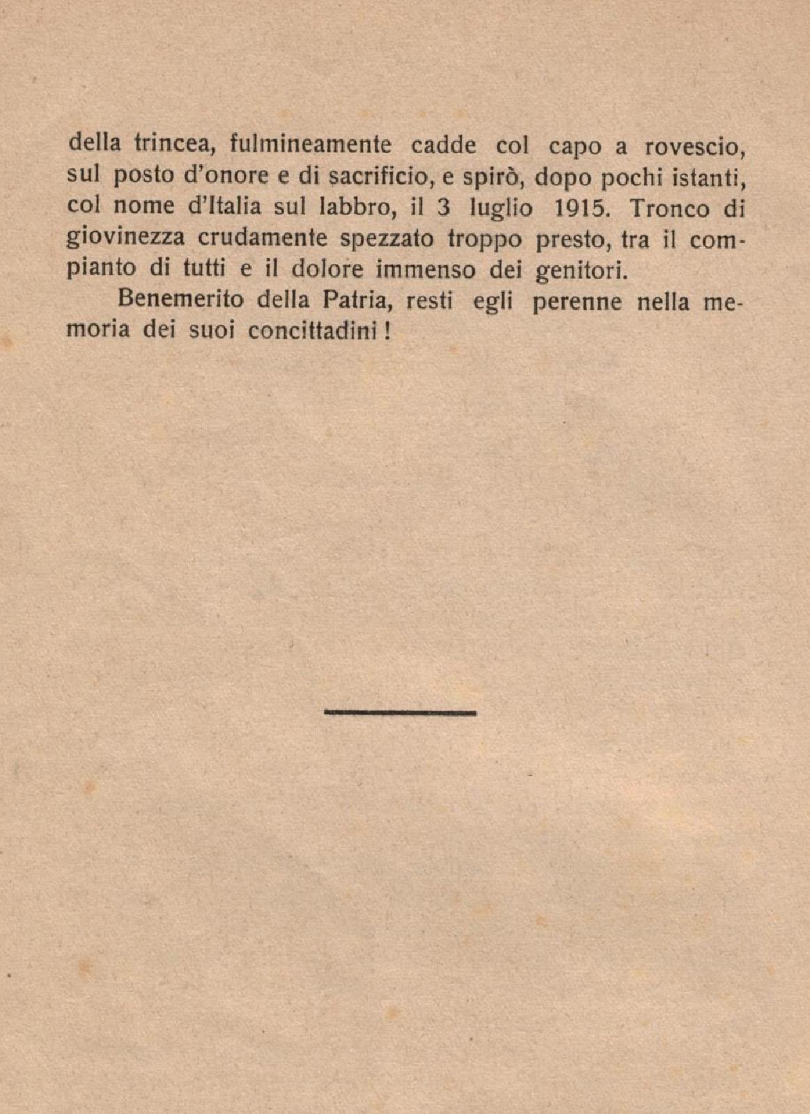 Patrizio Jovine Villa di Briano